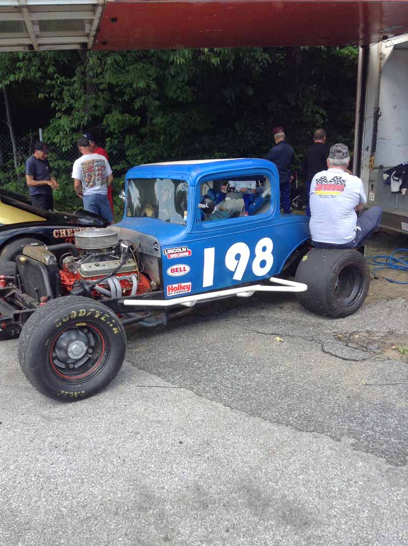 New England Antique Racers – NEAR